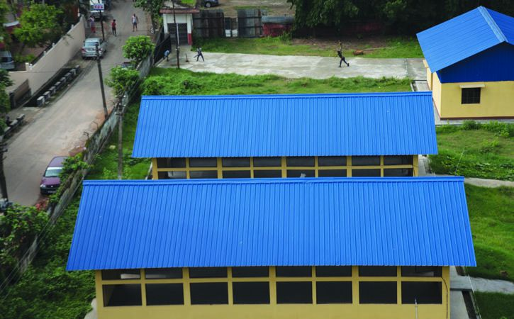 High Quality Colour Coated Roofing Sheets For Homes Duraroof